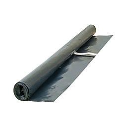 Sous-Couche pour Planchers Lamellés MoistureBarricade de 3m x 3.6m, Rouleau de 11.14m2
