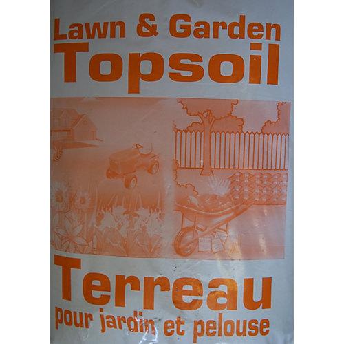 Terreau pour jardin et pelouse