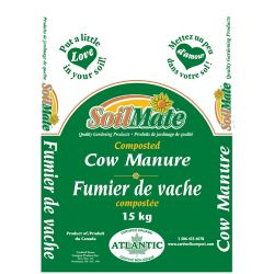 Soilmate 15 kg Natural Composted Cow Manure