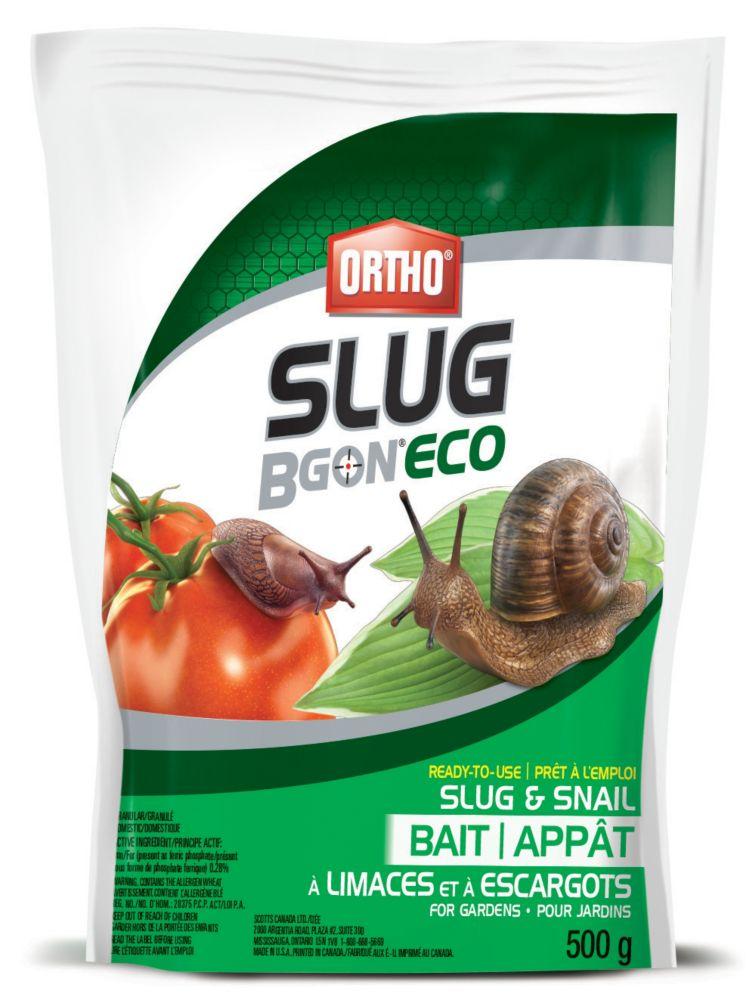 Appât à limaces et à escargots Scotts EcoSenseMC 500 g