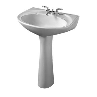 American Standard Crane Pedestal Basin and Leg Set