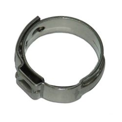 Pex Brass Fittings 3/4-inch Stainless Steel Pinch Clamp For Pex