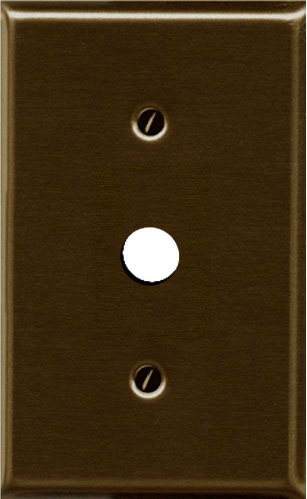 Trad. Antique Brass Dimmer