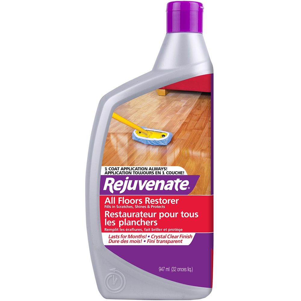 Rejuvenate all floors restorer the home depot canada for All floors