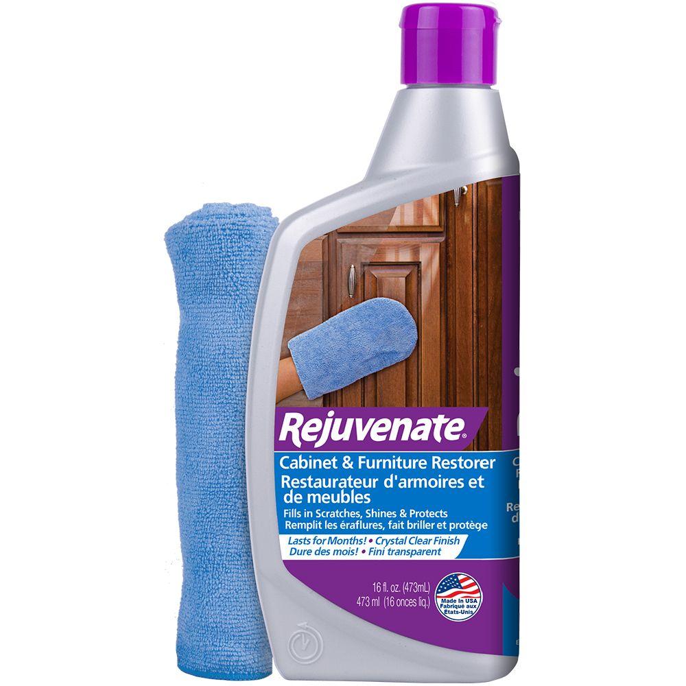 Rejuvenate Cabinet & Furniture Restorer and Protectant
