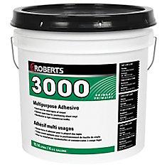 3000, 15L Multi-Purpose Carpet and Sheet Vinyl Adhesive and Glue