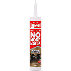 No More Nails Heavy Duty Construction Adhesive 266ml