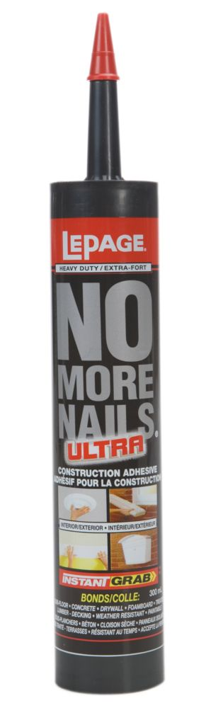 LePage No More Nails Heavy Duty (266ml)