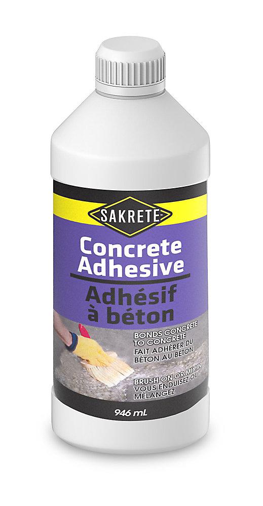 Concrete Adhesive, 946 mL