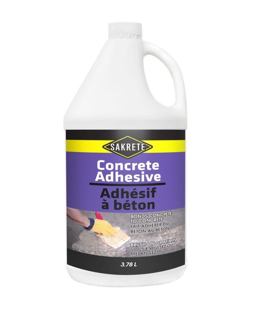 Concrete Adhesive, 3.78 L