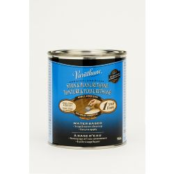 Varathane Stain & Poly (Water Int.) - Early American (946ml)