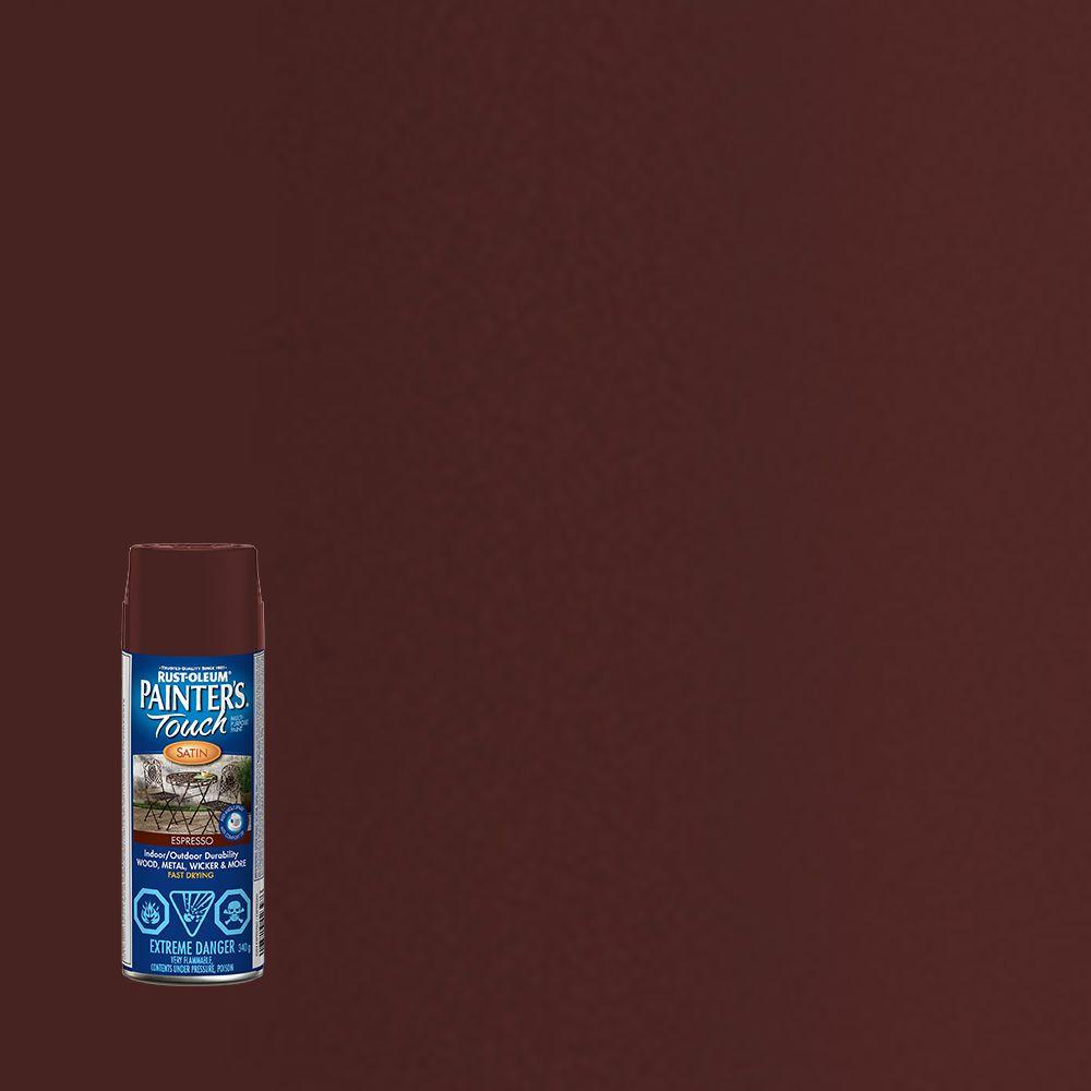 Painter's Touch Multi-Purpose Paint - Satin Espresso