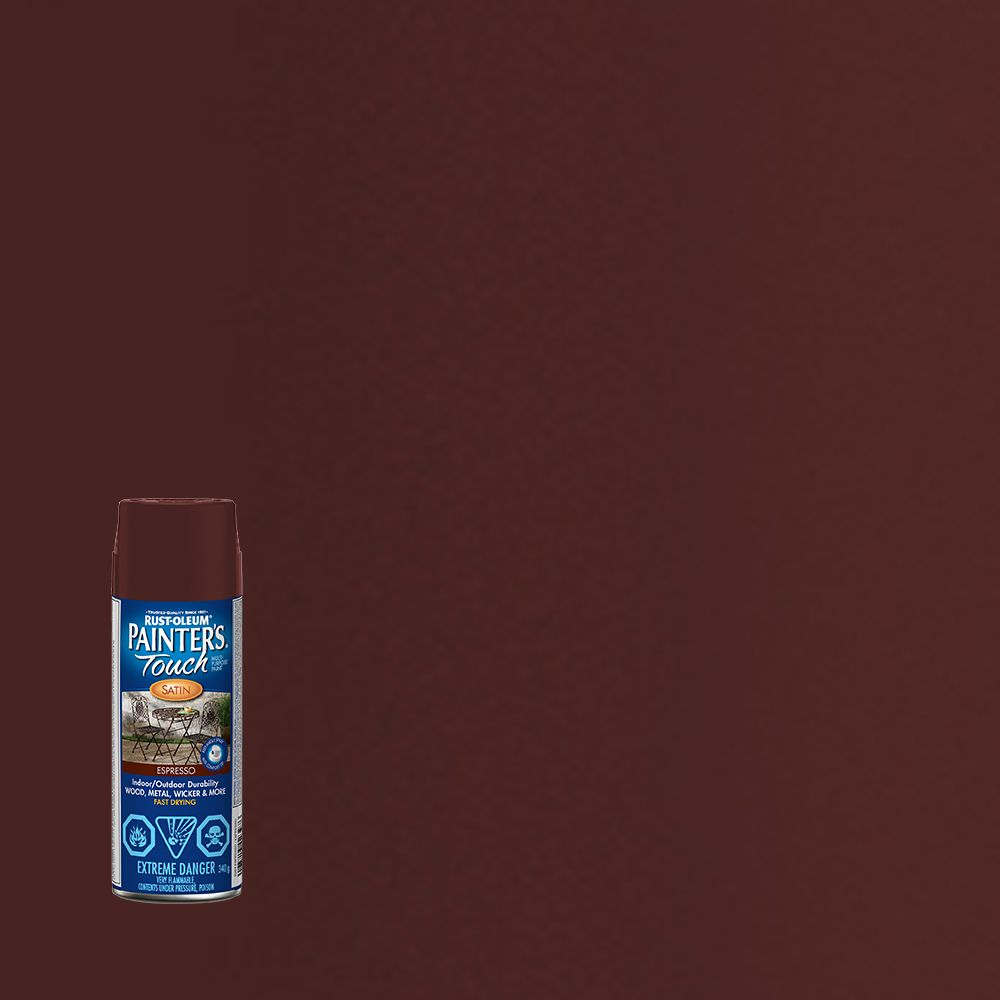 Painter's Touch Multi-Purpose Paint - Satin Espresso