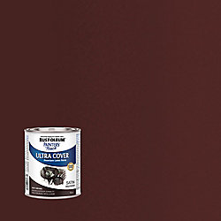 Painter's Touch General Purpose Paint In Satin Espresso, 946 Ml