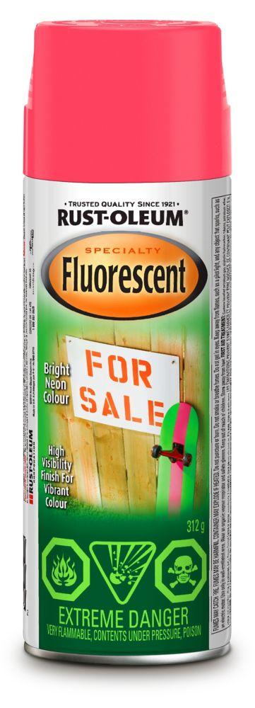 Rust-Oleum Specialité Fluorescent Rose