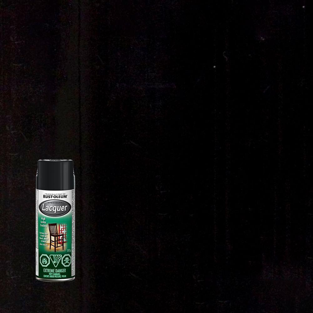 Lacquer - Gloss Black