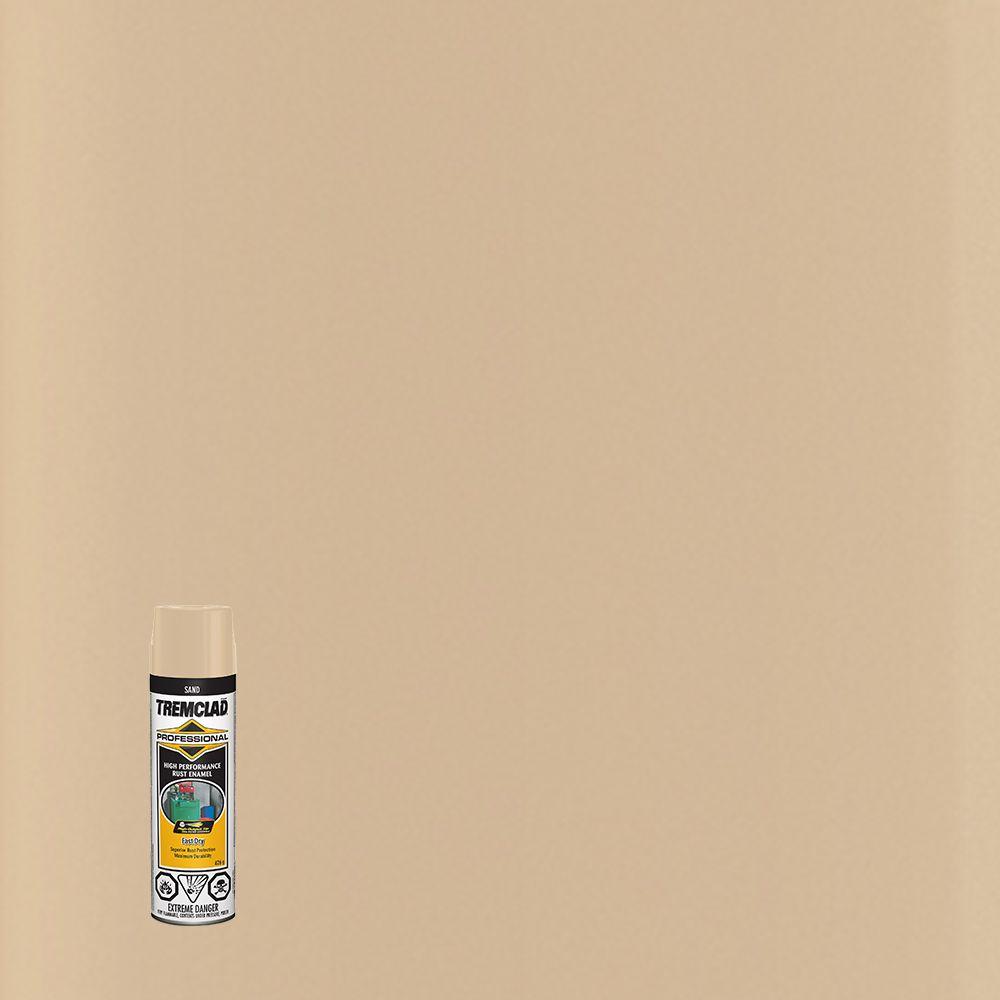 Émail Antirouille Professionel - Sable- 426g