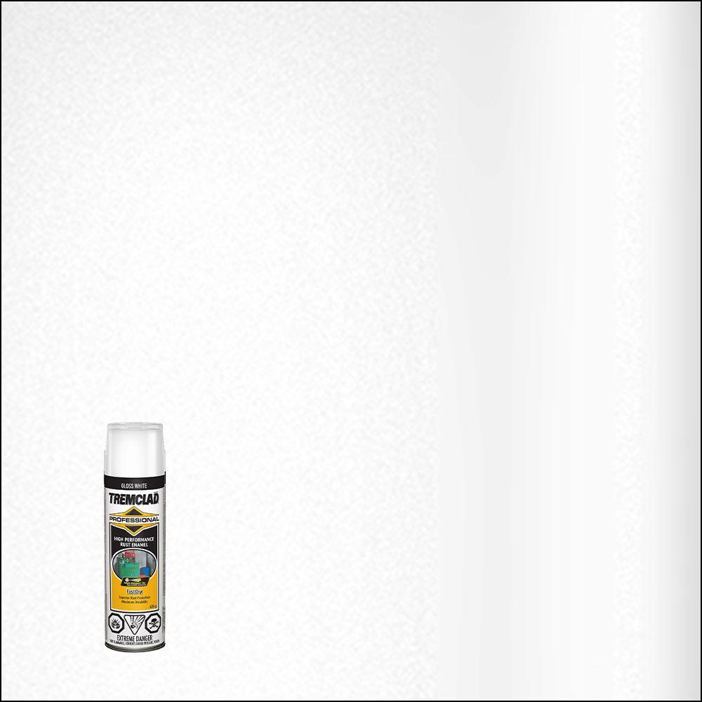 Émail Antirouille Professionel -  Blanc lustré- 426g