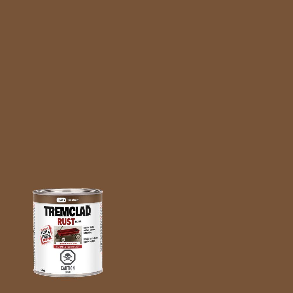 Tremclad Rust Paint Chestnut 946Ml