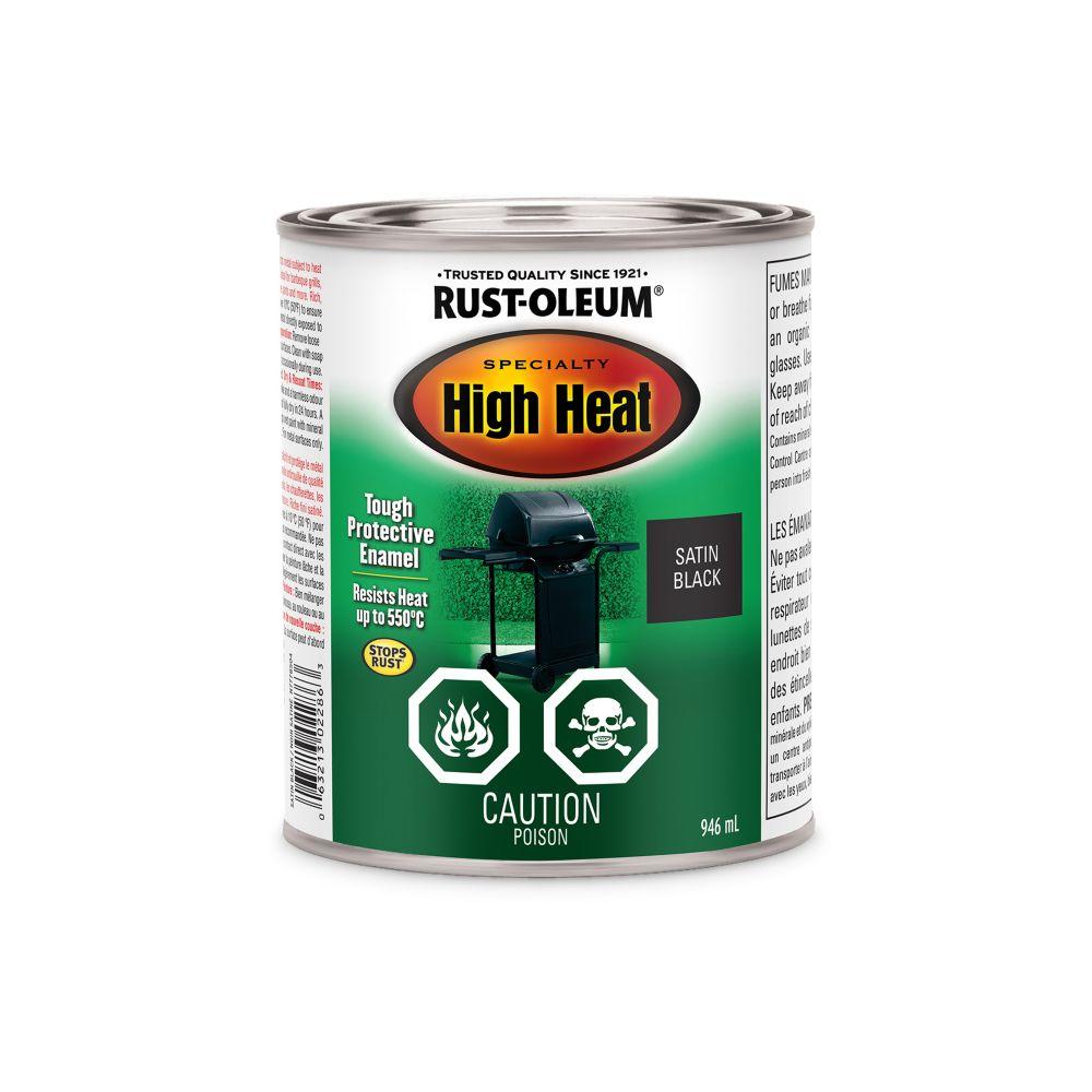 Stops Rust Bbq Black 946Ml