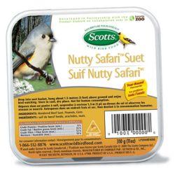 Scotts NUTTY SAFARI SUET 310G