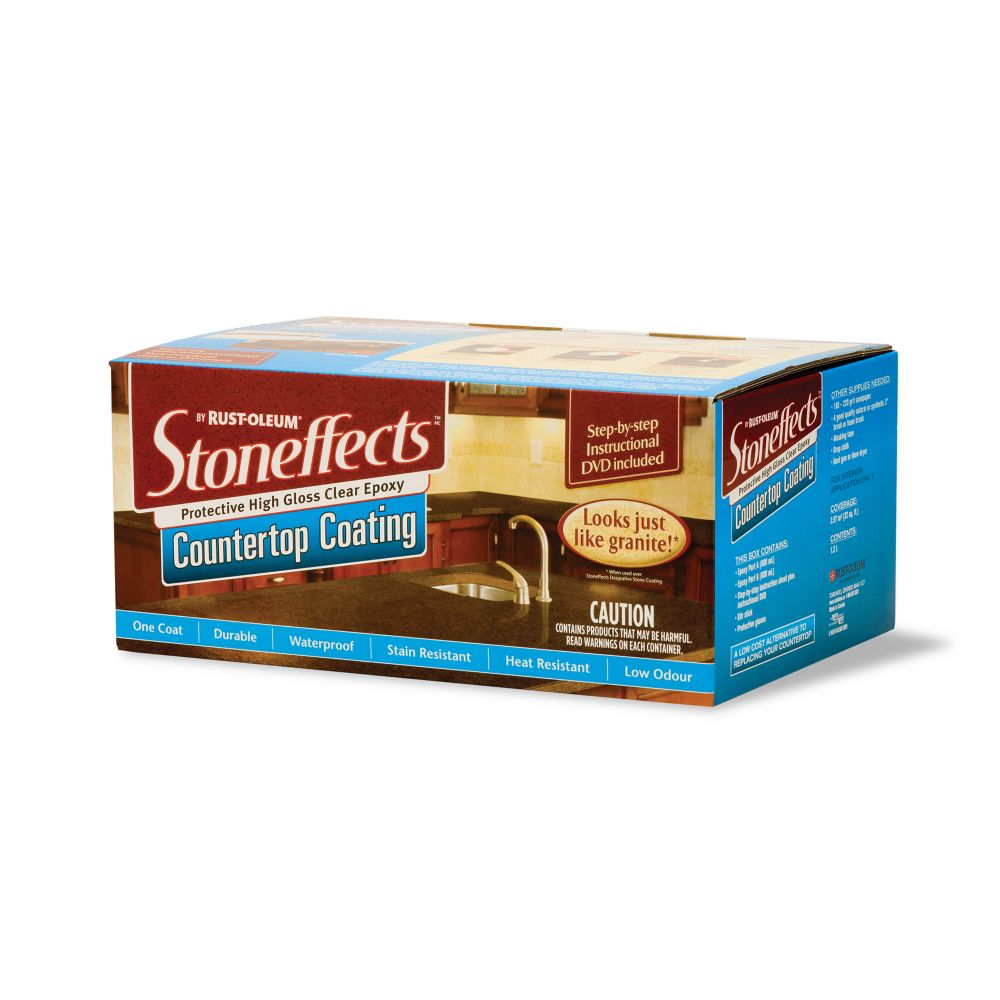Stoneffects Countertop Coating Kit