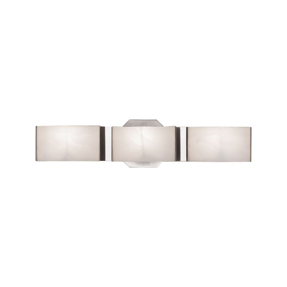 home depot bathroom light bars hampton bay dakota collection 3 light bath bar the home 23336