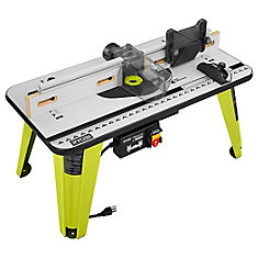 32-Inch x 16-Inch Intermediate Router Table