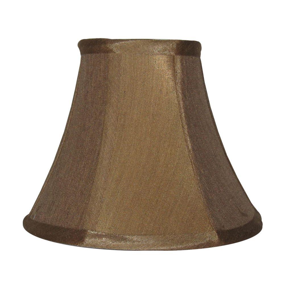 5 Inch Bronze Shantung Lamp Shade SH 538 SH/BZ Canada Discount
