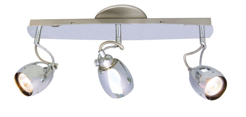 Egon Collection, 3 Light Track 14647-027 Canada Discount