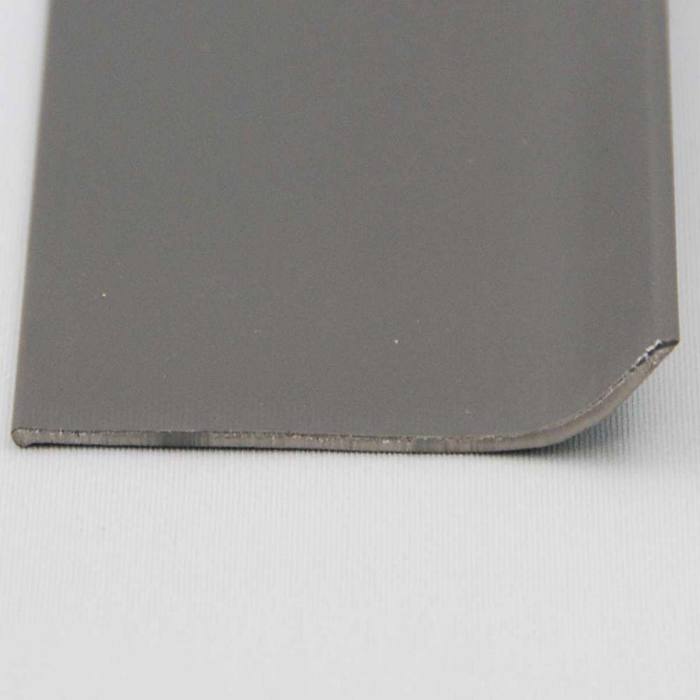 Vinyl Wall Base Self Stick, Grey - 4 Inch