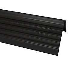 Vinyl Stair Nosing , Grey - 1-7/8 Inch