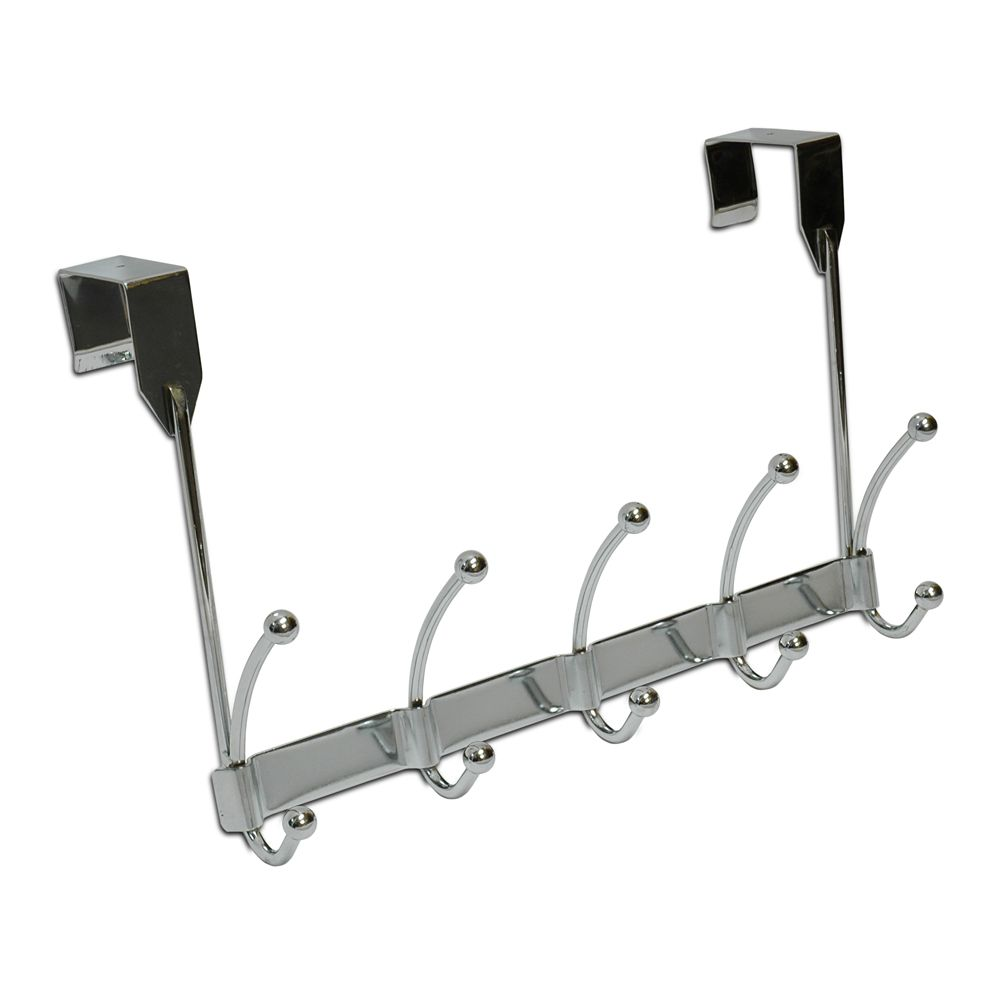 Over The Door Hook Bar - Chrome 77943 Canada Discount