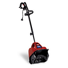 7.5 Amp Electric Power Shovel with 12-inch Clearing Width
