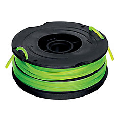 0.080-inch x 30 ft. Replacement Dual Line Automatic Feed Spool AFS for GH1000 Electric String Grass Trimmer/Lawn Edger