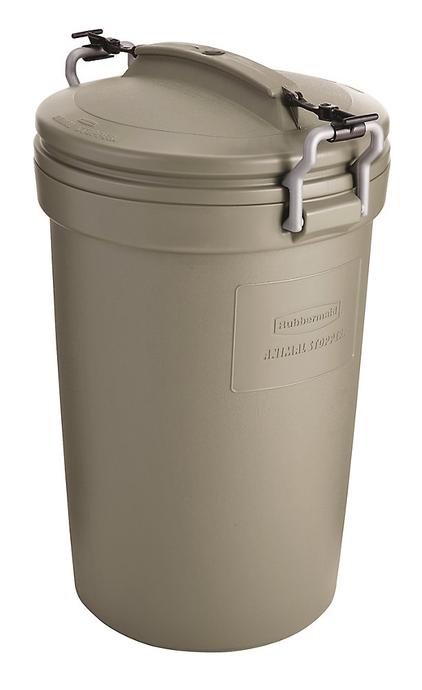 121L Animal Stopper Refuse Can
