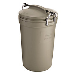 Rubbermaid Poubelle Anti-Rongeur 121L