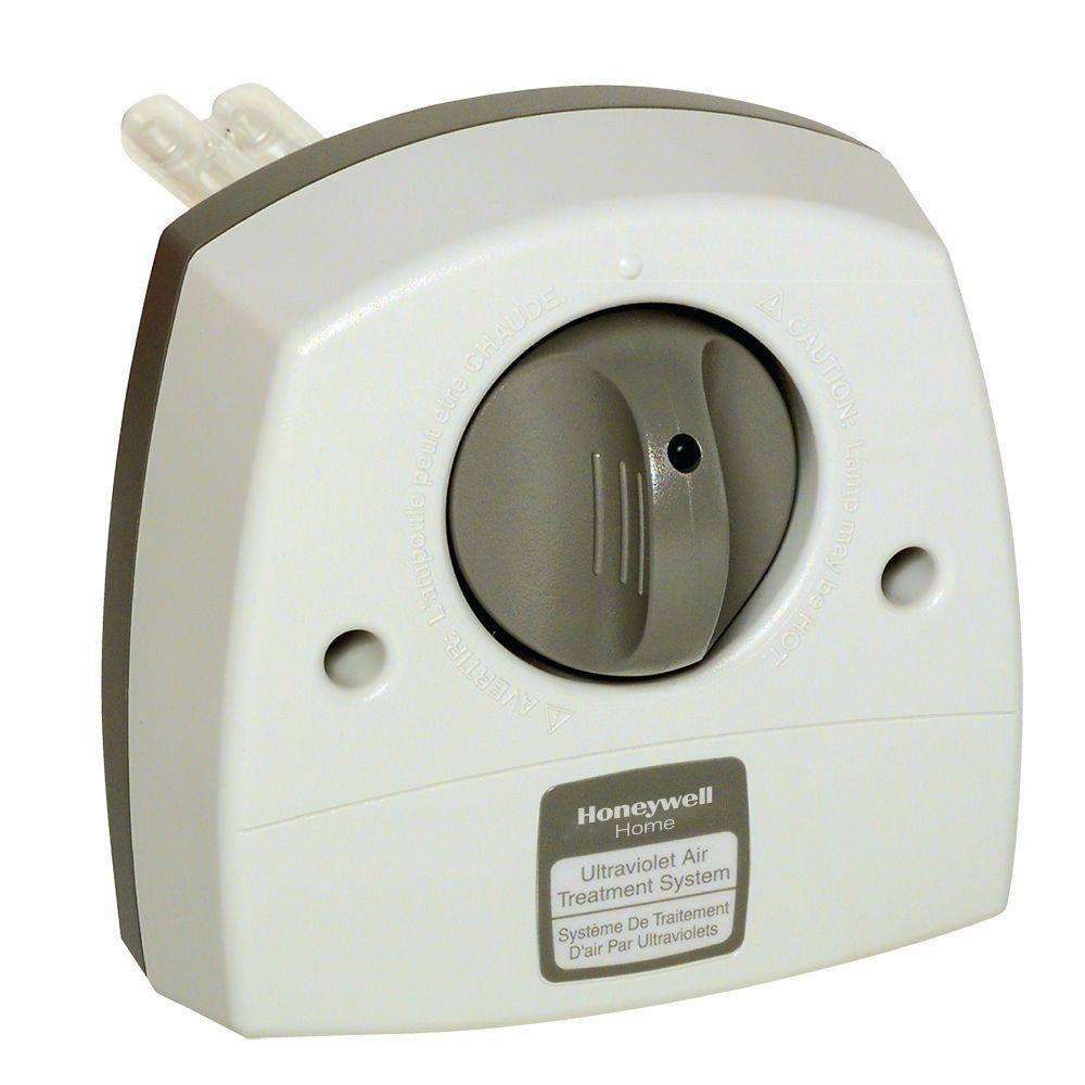 Système de traitement dair aux ultraviolets Honeywell