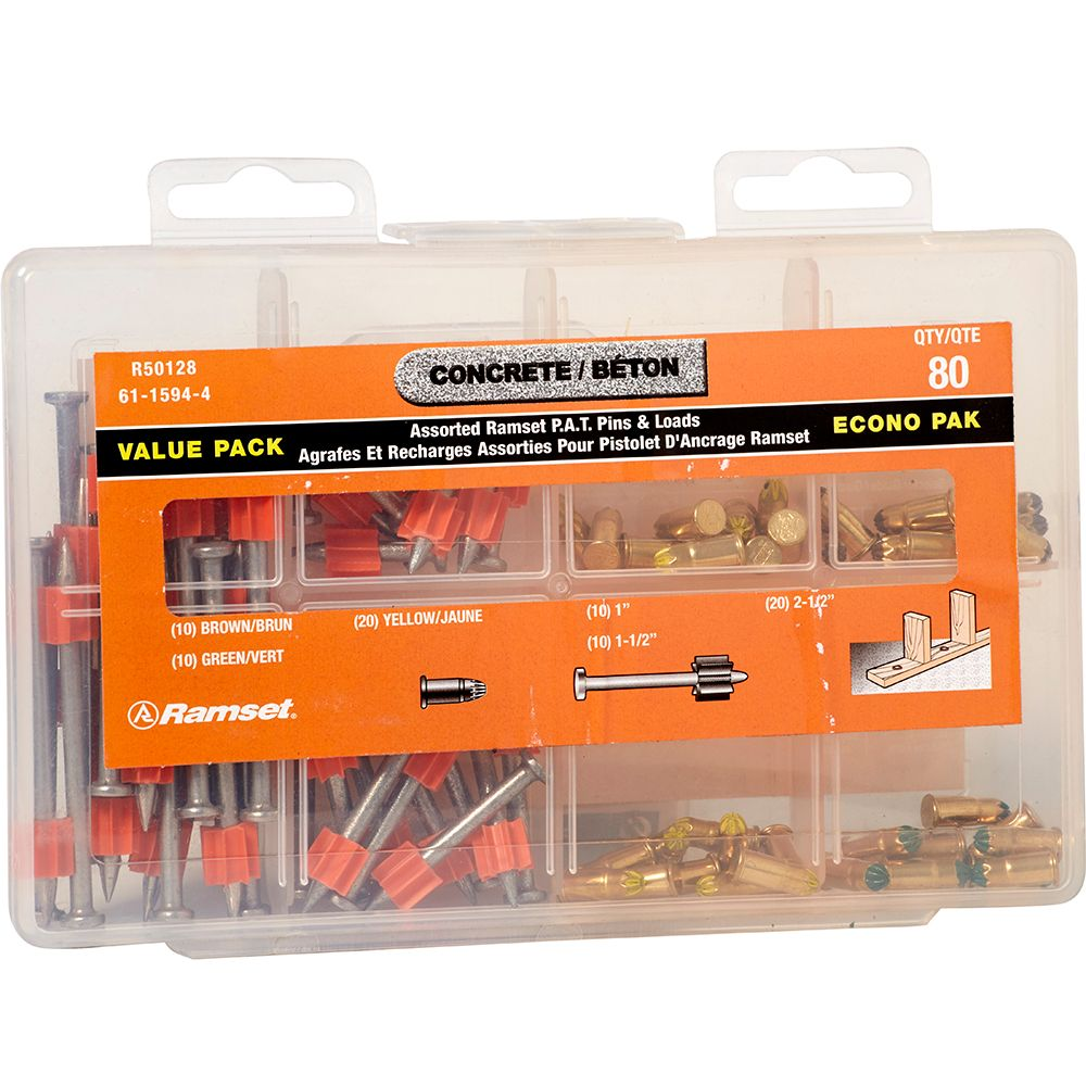 Multipack Pins And Loads