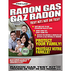 pro lab radon test kit instructions