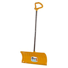 Snow Shovel with Vinyl Strip