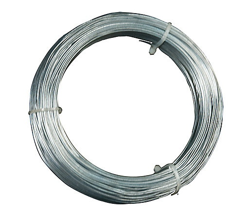 QEP 12 Gauge Hanger Wire, for Suspending Drop Ceiling Tees from ...