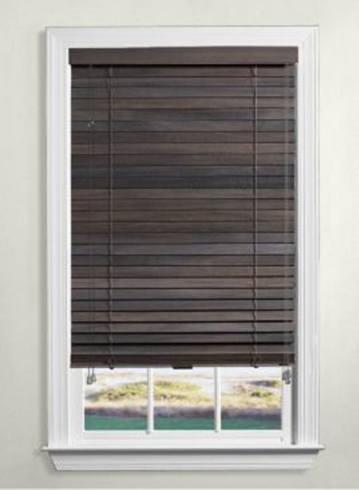 Heirloom Wood Blinds 2 Inch