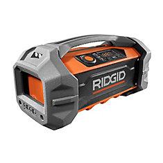 18V Hybrid Jobsite Radio with Bluetooth Wireless Technology (Tool Only)