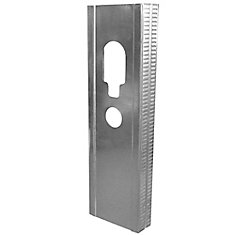 Platinum Plus 3 5/8-inch x 8 ft. Galvanized Steel Wall Framing Stud