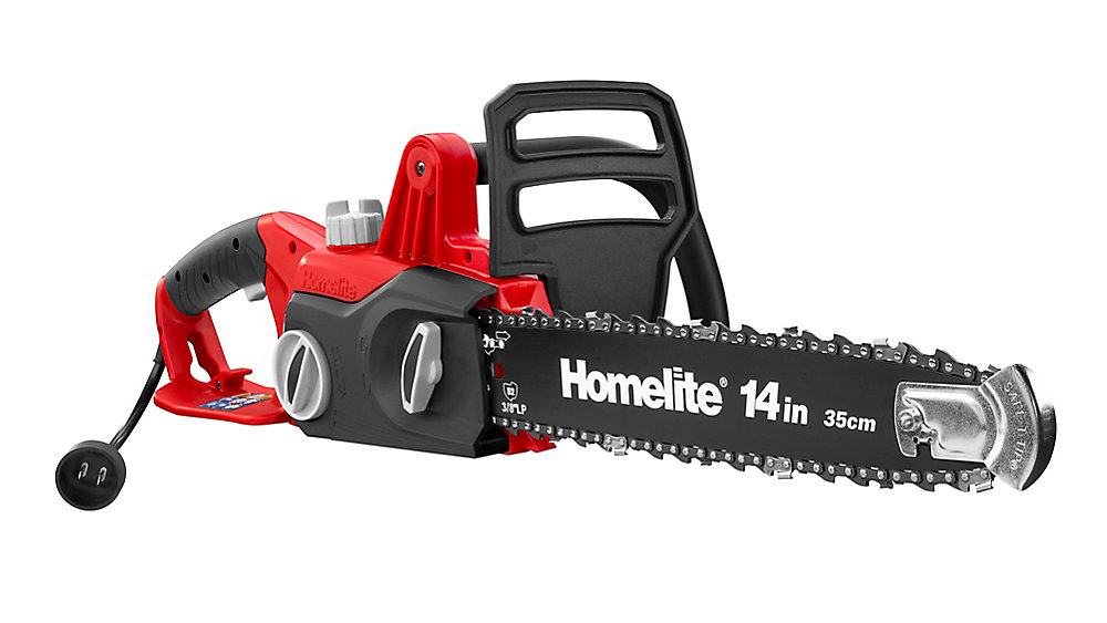 14-inch 9 amp Electric Chainsaw
