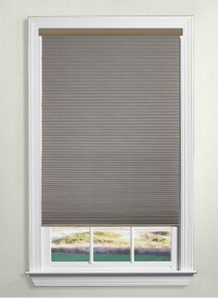 Levolor cellular cordless blinds the home depot canada for Window shades for home