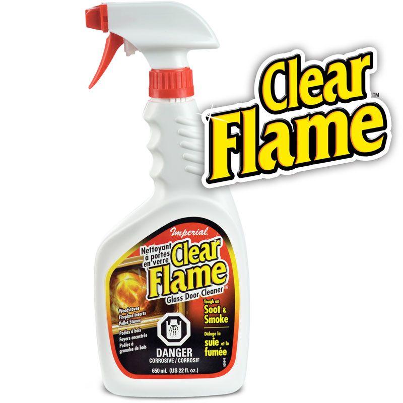 CLEAR FLAME Glas Clnr EF /22oz