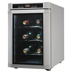 Danby Maitre'D 6 Bottle Platinum Wine Cooler