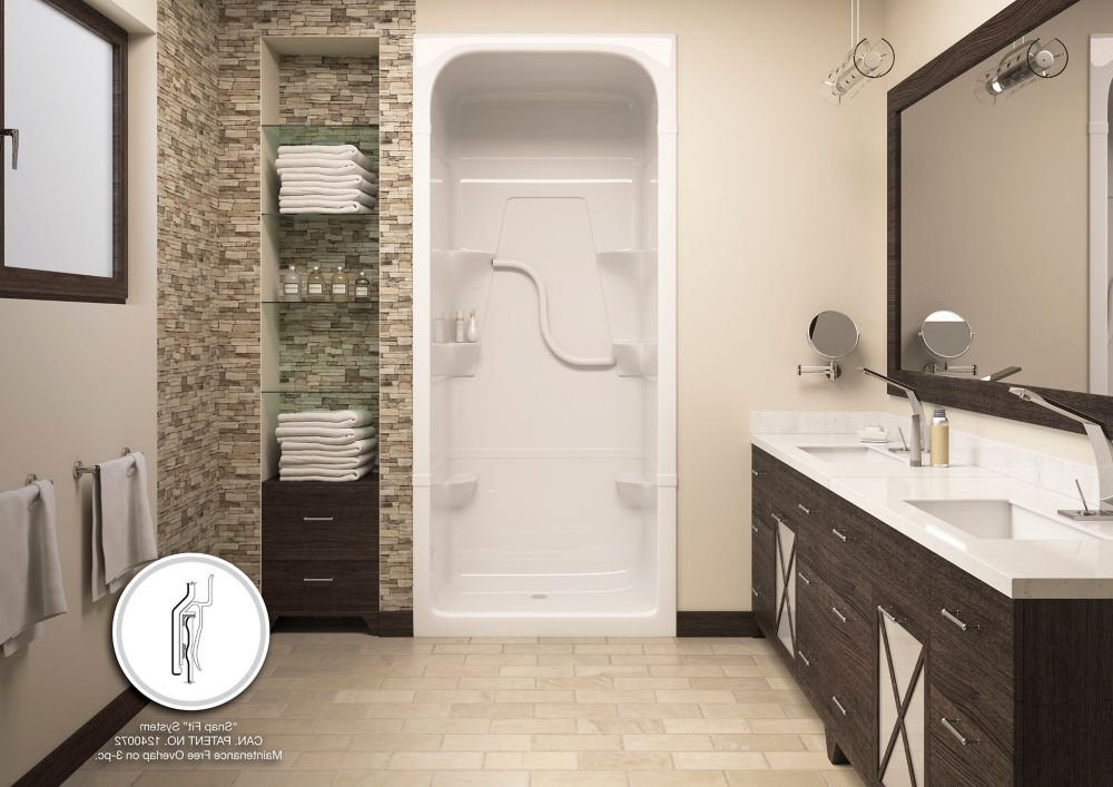 how to clean mirolin shower